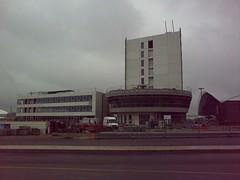 NH Hoteles (freddylyon69) Tags: hotel airport lyon saintexupery chantier aéroport