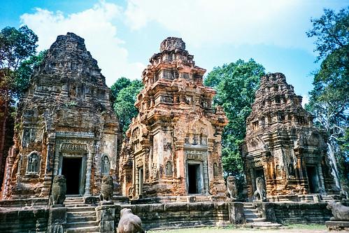 Preah Ko, Roluos Group