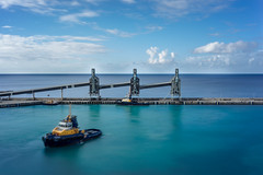 Bridgetown Tugs (KYB Photo) Tags: zeiss 35mm lens prime big sony lee barbados bridgetown stopper a7r leebigstopper leelittlestopper