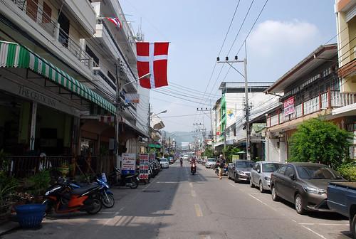 Street, Hua Hin 2