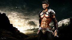 Warrior soul (Migan Forder) Tags: fantasy warrior pucca gladiator elves