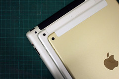 Apple iPad Air 2 vs iPad Air vs iPad 3