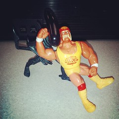Hulk Hogan out of nowhere with an RKO on the xenomorph! BAW GAWD! #WWF #Hasbro #kenner #RagingNerdgasm #TomKhayos #vintage #ToyFinds #ToyHunting #toyhustle #RKO #ToyGameTonyMontana (Raging Nerdgasm) Tags: tom vintage out toy toys with nowhere review an collection kenner hulk hogan collecting wwf hasbro raging baw rng xenomorph gawd rko nerdgasm instagram ragingnerdgasm tomkhayos khayos toyhunting toyfinds toyhustle toygametonymontana