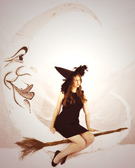 """Halloween Pin Up Shoot • <a style=""""font-size:0.8em;"""" href=""""http://www.flickr.com/photos/85572005@N00/15670146045/"""" target=""""_blank"""">View on Flickr</a>"""