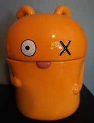 Uglydoll Ceramic Prototype David Horvath - Trunko (jcwage) Tags: giantrobot ceramic prototype uglydoll rare uglydolls icebat babo sdcc wage horvath wedgehead davidhorvath sunmin trunko uglycon powerbabo dreambabo