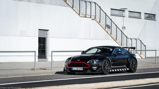 black racecar nikon martin s racing v8 aston vantage spoiler nordschleife nürburgring nürburg harmjan d3200 rouwendal