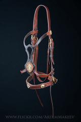 ART_1099 (White Bear) Tags: handmade cossack russian saddle saddles saddlery