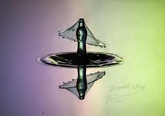 life (NAWAF AL HAMIDI) Tags: macro canon wow photo nice colours pic splash mypic               ahdphoto anstaqram
