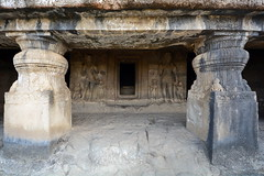 India - Maharashtra - Ellora Caves - Cave 20 - 2 (asienman) Tags: india maharashtra elloracaves asienmanphotography