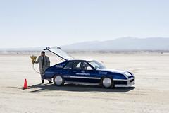 H&H shelby charger. el mirage, ca. 2014. (eyetwist) Tags: california lake hot color dusty clock car race racecar speed photoshop nikon desert horizon elmo fast dry el racing dirty southe