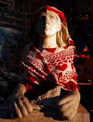 The Sphinx at Christmas time (elinor04 thanks for 25,000,000+ views!) Tags: christmas house building architecture festive opera advent outdoor events budapest style architect ybl yblmikls neorenassaince nutcrackerfestival