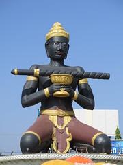 """Le créateur de la ville de Battambang <a style=""""margin-left:10px; font-size:0.8em;"""" href=""""http://www.flickr.com/photos/83080376@N03/15863253280/"""" target=""""_blank"""">@flickr</a>"""