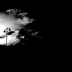 Little Light Left: The streetlamps