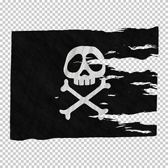 Space Pirates (Filter Forge) Tags: black texture skull space flag pirates fabric filterforge