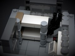 Intueris (cmaddison) Tags: lego space scifi outpost interstellar groundcraft