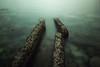 Water Way (mijkat) Tags: old longexposure water glass canon iso100 rocks welding jetty smooth greece filter weldingglass ελλάδα 550d psathopyrgos ψαθόπυργοσ 1855efsiii
