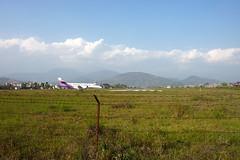 Flugplatz Pokhara (Alfesto) Tags: nepal himalaya pokhara flugplatz