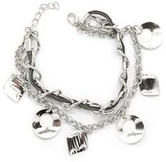 5th Avenue Silver Bracelet P9112A-4