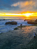 Santa Cruz sunset (dalecruse) Tags: santacruz california unitedstates lightroom scphoto sunset beach water landscape sea shore seaside coast seascape outside outdoor outdoors sun sunlight light flickr