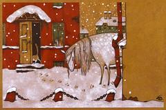 Bauman, Kate (Eelimilla - received cards) Tags: postcrossing drawn bauman