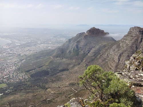 Table mountain, Cape Town, Afrique du Sud
