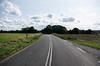 (le monde est à nous) Tags: road blue sky roadtrip danmark