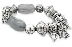 5th Avenue Silver Bracelet P9210-4