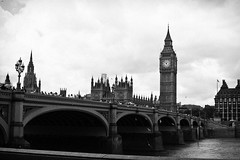 Big ben (Emmafriend) Tags: bridge bw london westminster photography big photographer ben