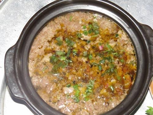 cua đồng kho dừa sả