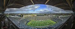 Autzen Stadium (acase1968) Tags: panorama storm rain clouds oregon photoshop nikon ducks eugene photomerge springfield d600 cs6