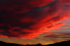 Sunset 1 6 15 #05 (Az Skies Photography) Tags: sunset red arizona sky orange cloud 6 sun black rio yellow set skyline clouds canon skyscape eos rebel gold twilight dusk january salmon az rico nightfall 1615 2015 arizonasky arizonasunset riorico golen rioricoaz t2i arizonaskyline 162015 canoneosrebelt2i eosrebelt2i arizonaskyscape january62015