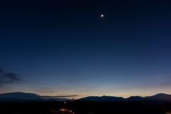 Amanecer con la Luna y Saturno en Scorpio (Jos M. Arboleda) Tags: moon canon eos colombia jose luna scorpio constelacin 5d astronomy constellation saturno arboleda markiii popayn skytracker ioptron josmarboledac ef24mmf28isusm astromona