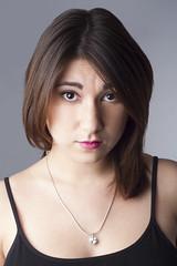 Ria (austinspace) Tags: portrait woman studio washington model spokane brunette alienbees