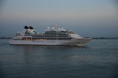 Seabourn Quest (larry_antwerp) Tags: cruise netherlands ship nederland vessel schelde vlissingen  schip        seabournquest 9483126