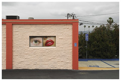 San Gabriel_0150 (Thomas Willard) Tags: california face reflections advertising photo shot sangabriel mug ourselves