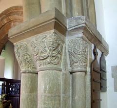 Norman capital (Simon_K) Tags: church churches peterborough cambridgeshire sutton eastanglia cambs soke suttoncumupton