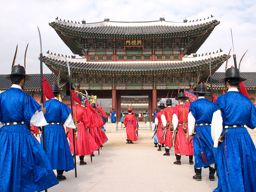 Gyeongbok-gung 2