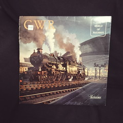 Treat of the day! (minim) Tags: uk vinyl trains 1950s lp record 1960s railways recordings steamtrains trainspotter steamlocomotives railwayenthusiast theworldofrailways