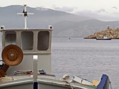 Sicura in porto (silvia07(very busy)) Tags: barca boat porto sea mare