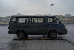 Van avec lequel nous voyagerons (jonathanung@ymail.com) Tags: lumix asia korea asie van nord northkorea pyongyang core dprk cm1 koryo kitc coredunord insidenorthkorea rpubliquepopulairedmocratiquedecore rpdc lumixcm1