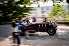 Mille Miglia 2014 (Guillaume Tassart) Tags: italy classic car race rally automotive racing historic legend rallye motorsport mille miglia 2014
