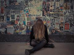 . (Elliott Fusy-Pudal) Tags: art girl museum modernart palaisdetokyo