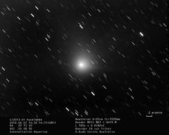 C2013X1_2016-06-07_kudo (cairnsnaturealbum) Tags: australia astrophotography cairns nq southernsky panstarrs astroart heq5pro qhy9m c2013x1 cooledccd skywatcherbkp200 baadermpccmkiii northqeensland