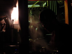 Hard at Work in the Kitchen (failing_angel) Tags: usa newyork manhattan blackcreek ussa orchardstreet 300515