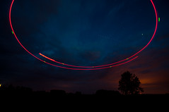 You spin me round (> Mr.D Photography) Tags: lightpainting night photography nikon long phantom tamron exposures 1024 drone dji d5000 quadcopter