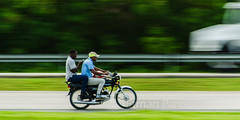 Punta Cana N1 (Etman Parkes) Tags: road street bike calle nikon sigma moto panning puntacana republicadominicana paneo 18250mm d7000