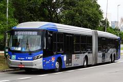 Sambaíba 2 3027 - CAIO Millennium BRT Mercedes-Benz O-500UDA (Busologando) Tags: mercedesbenz caio sãopaulosp sambaíbatransportesurbanos millenniumbrt o500uda