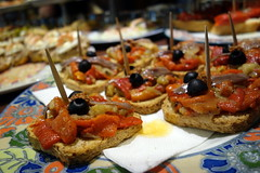 Girona (Signore Aceto) Tags: sony catalonia girona tapas catalunya catalua pintxos catalogne sonydscrx100