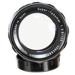 Super Taklumar 105mm,002 (Ebanator) Tags: asahi pentax m42 telephotolens asahipentax screwmount supertakumar 105mmf28 10528 portraitlens