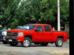 Chevrolet Silverado LT Z71 2011 (RL GNZLZ) Tags: chevrolet 4x4 4wd pickup crew camionetas z71 2011 crewcab silveradoz71